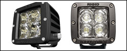 Rigid Industries Dually LED lights