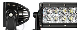 Rigid Industries E-Series LED Light Bars
