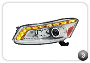 Angel Eye Headlights / Halo Headlights