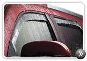 Window Deflectors / Visors